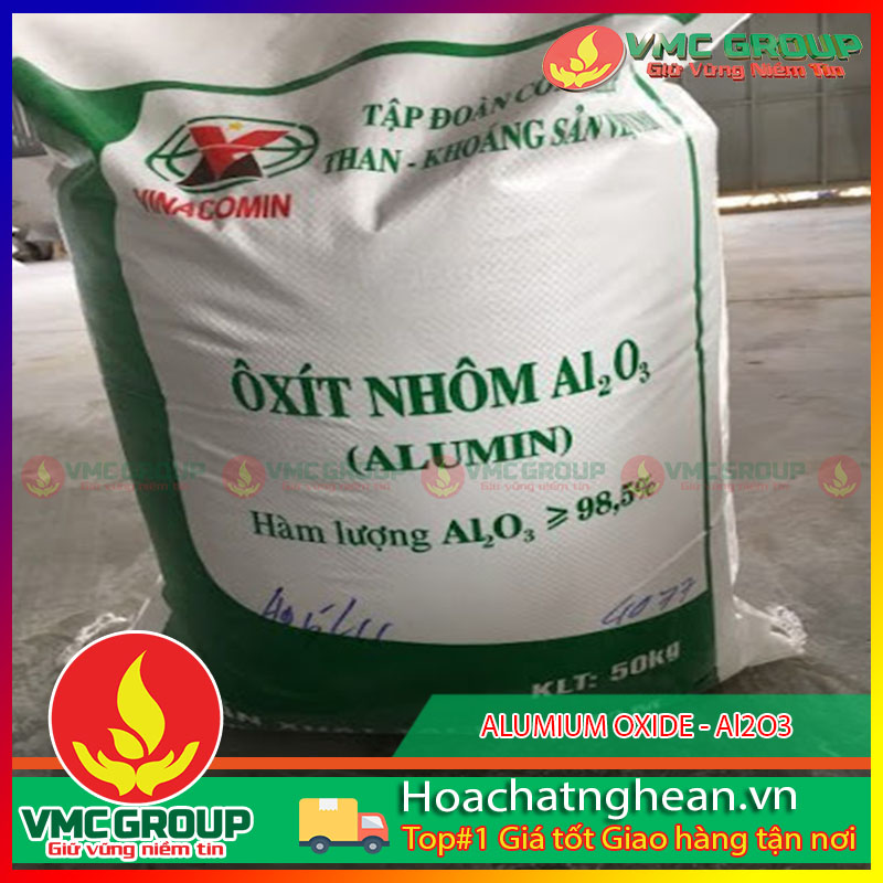 ALUMIUM OXIDE - Al2O3 - OXIT NHÔM- HCVMNA
