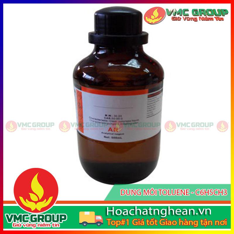 DUNG MÔI TOLUENE - C6H5CH3- HCVMNA
