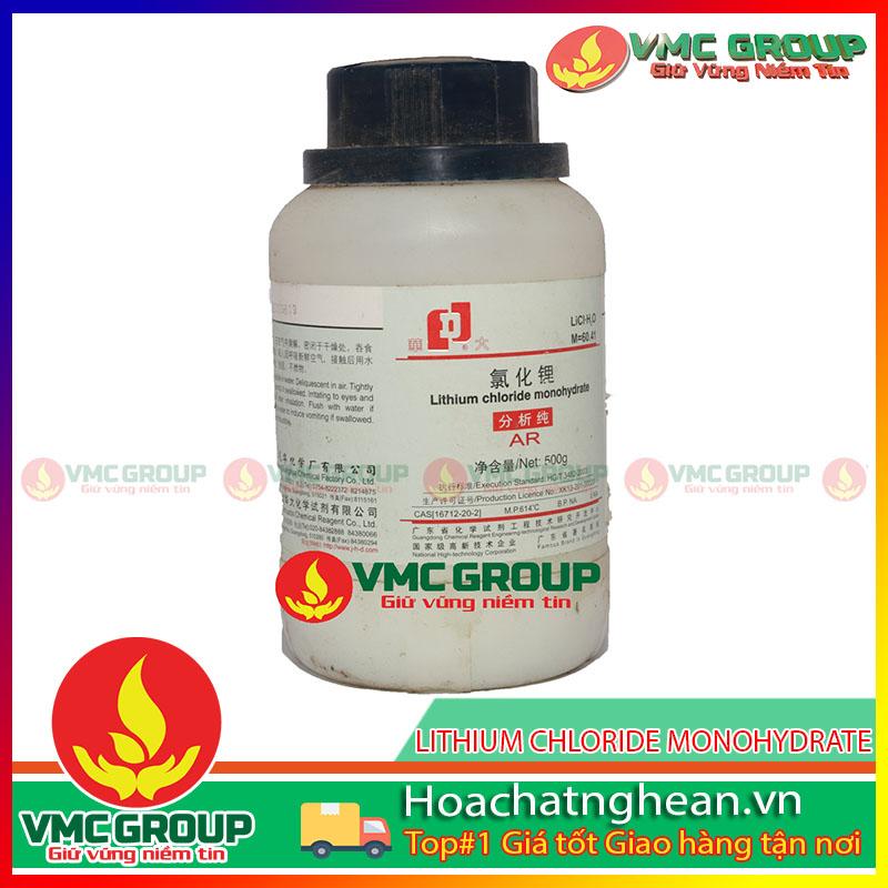 LITHIUM CHLORIDE MONOHYDRATE - LiCl•H2O HCVMNA