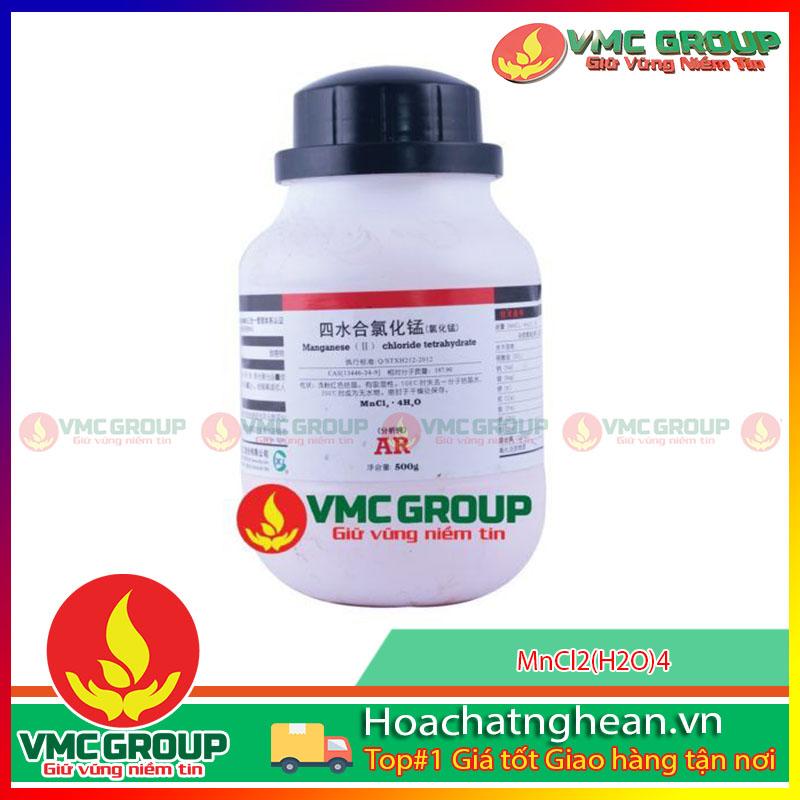 MnCl2(H2O)4 - MANGANESE (II) CHLORIDE TETRAHYDRATE