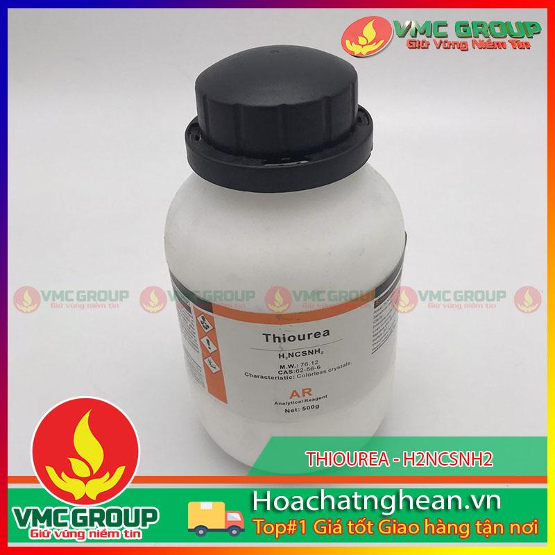 THIOUREA - H2NCSNH2 HCVMNA