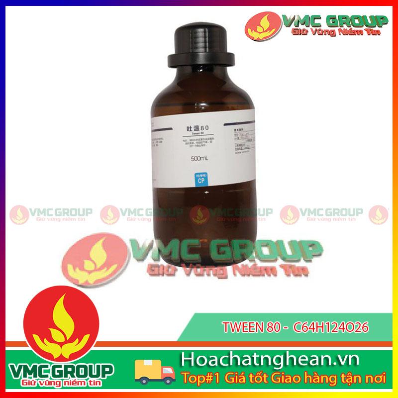 TWEEN 80 - C64H124O26 HCVMNA