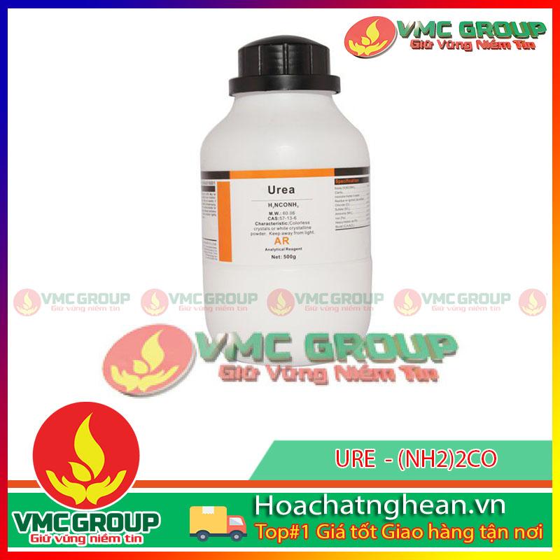 URE - (NH2)2CO HCVMNA