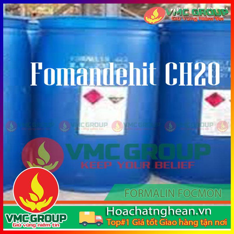 FORMALIN FOCMON CH2O