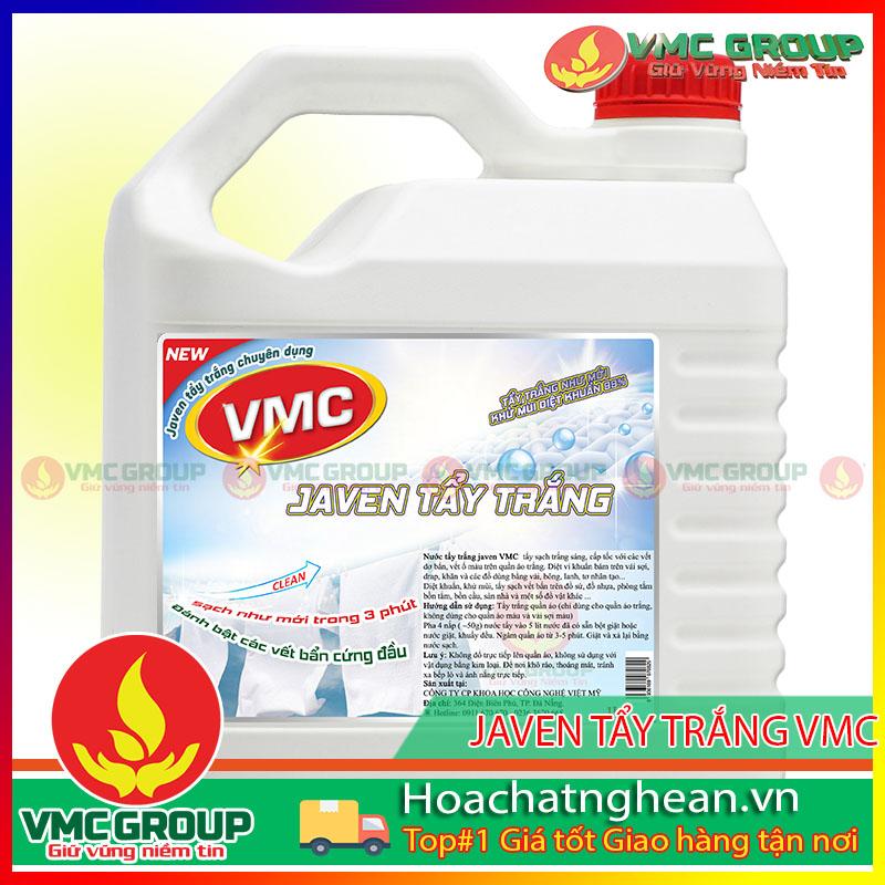 BÁN NƯỚC JAVEN TẨY TRẮNG VMC- HCNA