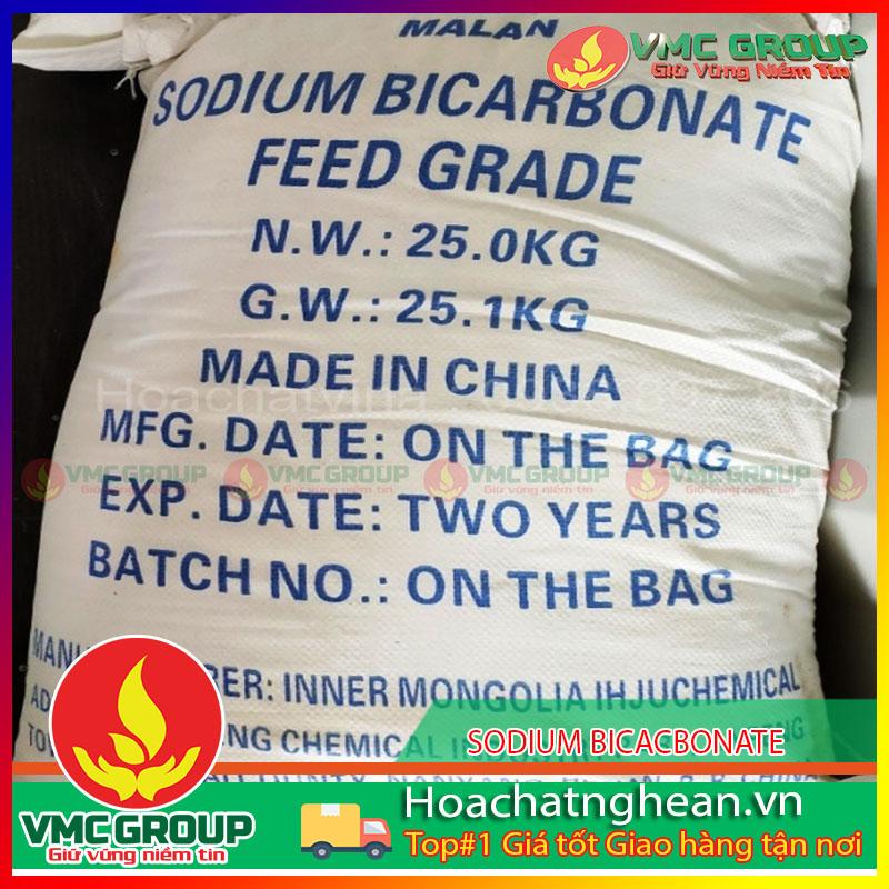 BÁN SODIUM BICACBONATE-NAHCO3 (TRUNG QUỐC) HCNA