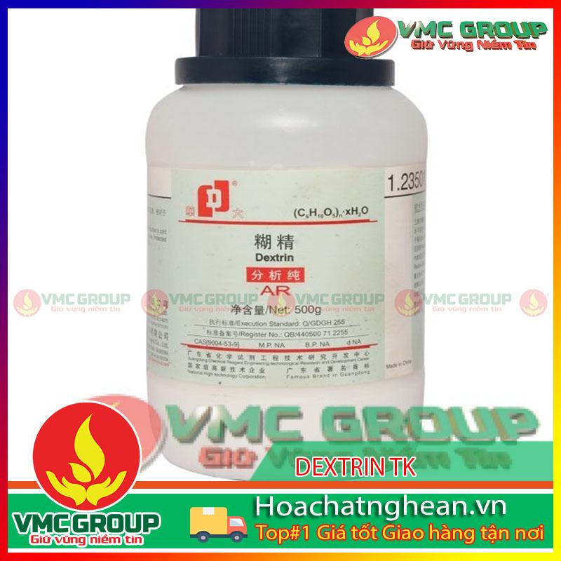 (C6H10O5)n.x H2O – DEXTRIN- HCNA